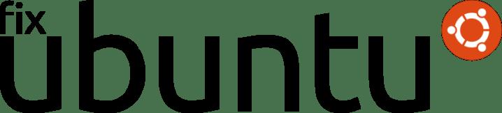 FixUbuntu