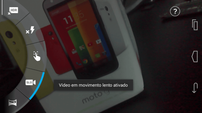 Slowmotion - Moto G Video Recording