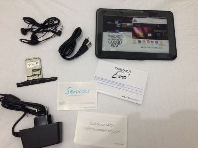 Alcatel OneTouch Evo 7 - Kit