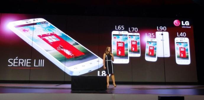 Série L III da LG