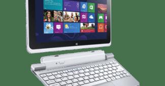 Destacada Acer W510