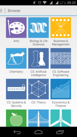 Coursera - Browse (ShowMeTech)