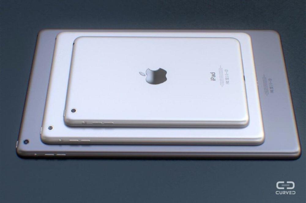 Mockup do iPad Pro