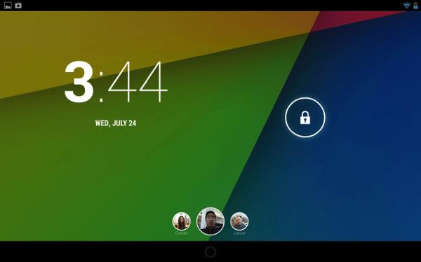 Android Multi Usuario Smartphoen 2