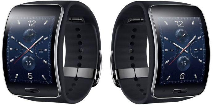 Samsung Gear S smartwatch relógio inteligente android wear