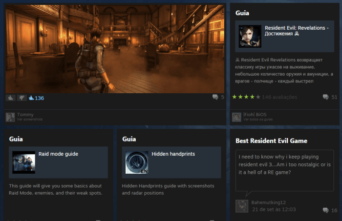 Steam - Central Comunidade