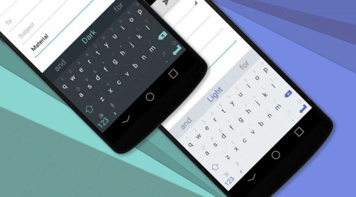 Swiftkey - Material Design Themes