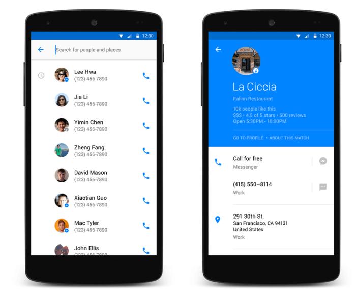 Facebook lança Hello, discador turbinado para o Android