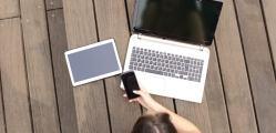 OneClip facilita a transferência de informações de um aparelho para outro / Imagem: Shutterstock