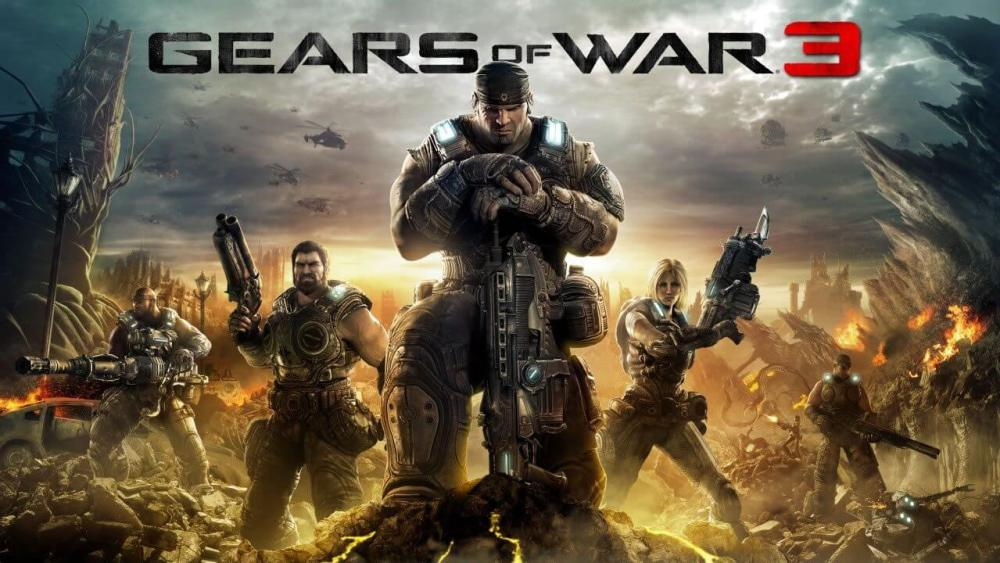 Gears of War 3: uma obra prima do Xbox 360