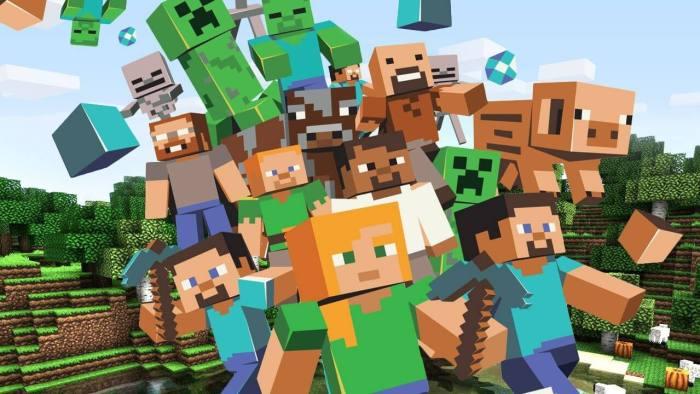Filme de Minecraft