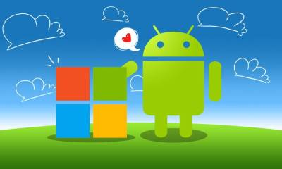 Android-Microsoft