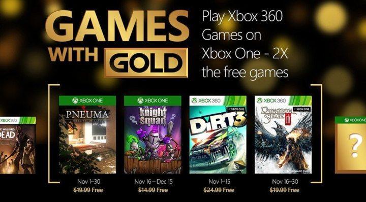 Games With Golg November 2015