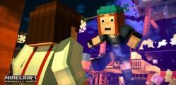 Minecraft modo historia episodio 1