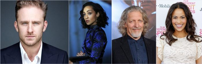 Ben Foster-horzRuth Negga e Clancy Brown paula patton