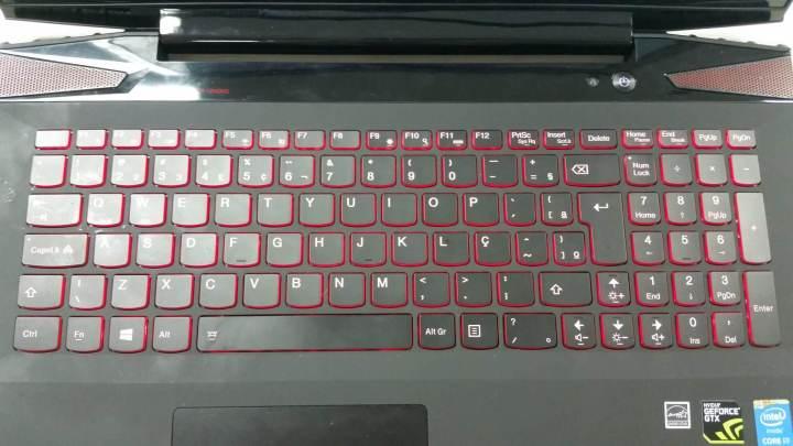 lenovo y50-teclado