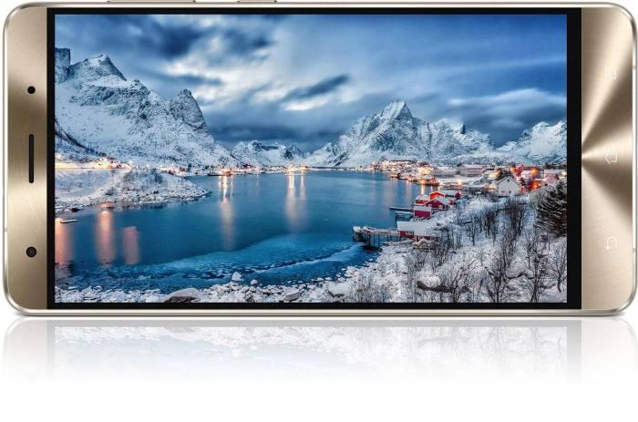 Zenfone 3 Deluxe tela