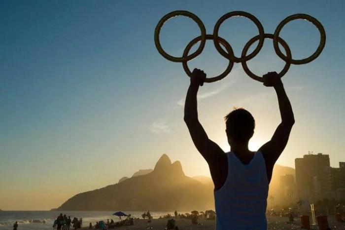 emoji de anéis olímpicos rio 2016