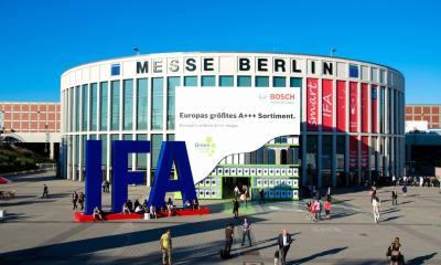 A história da IFA Berlim Internationale Funkausstellung Berlin tecnologia feira