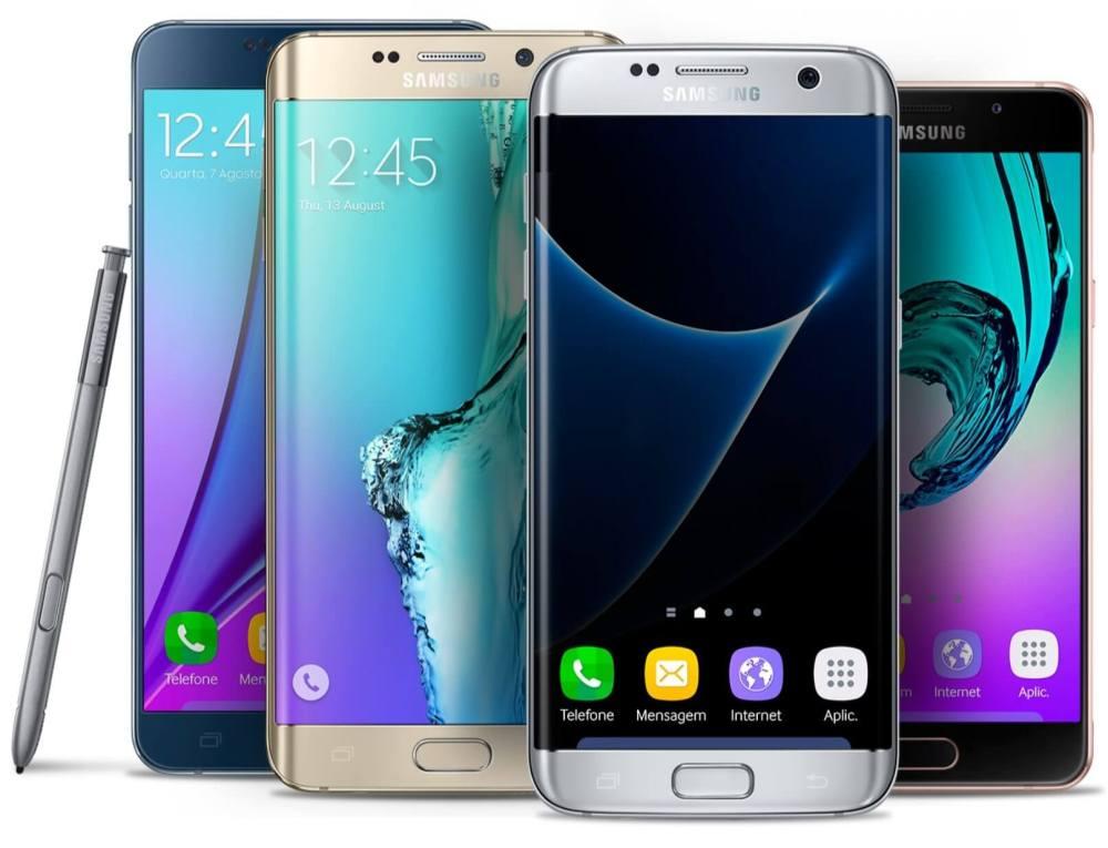 smartphones compativeis samsung pay brasil