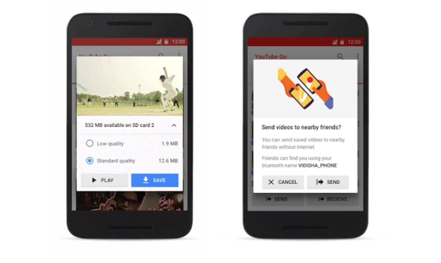 YouTube lança aplicativo para vídeos offline que consomem pouca banda