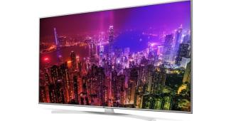 LG SUPER UHD TV 4K 55UH7700 review análise teste