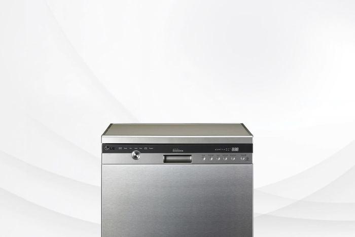 Lava-louça LG Studio 14 serviços (D1454TFS)