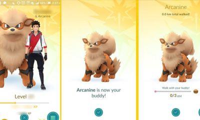 Tutorial: Como trocar o seu Parceiro Pokémon em Pokémon GO