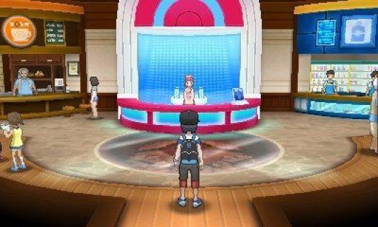 Vazou a imagem do novo Centro Pokémon em Sun & Moon e mais!