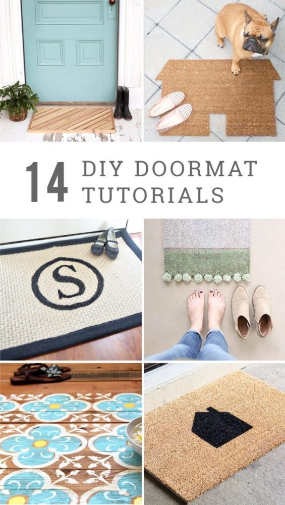 http://i1.wp.com/www.shrimpsaladcircus.com/wp-content/uploads/2016/09/14-DIY-Doormat-Ideas-from-Shrimp-Salad-Circus.jpg?fit=565%2C1000