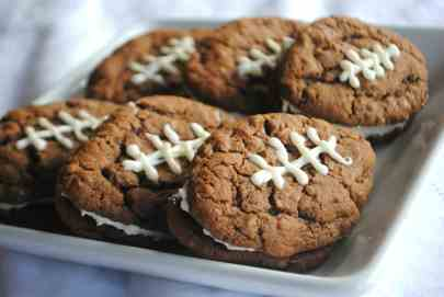 Chocolate Oatmeal Cream Pies