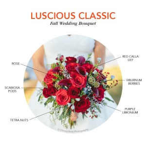 Swish Your Wedding Dayis Cohesive By Choosing A Classic Ensure Each Element While Details Differ From Bride Fall Wedding Flowers Shutterfly