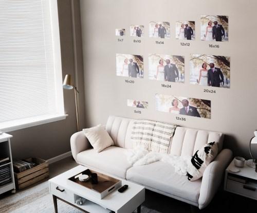 Medium Of Standard Photo Print Sizes