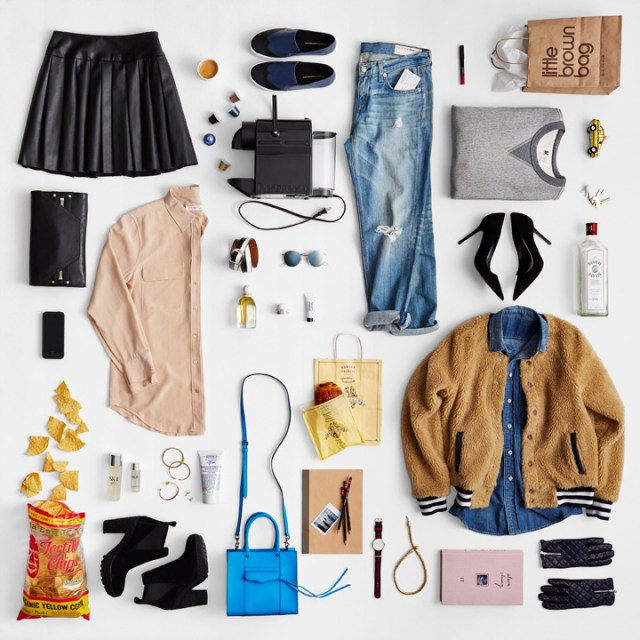 kira corbin flat lay photo fashion