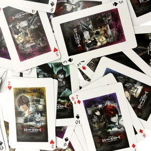 Death Note Playing Cards Shut Up And Take My Yen : Anime & Gaming Merchandise