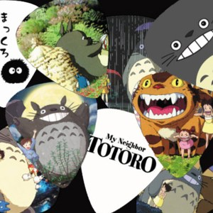 Totoro Guitar Picks Shut Up And Take My Yen : Anime & Gaming Merchandise