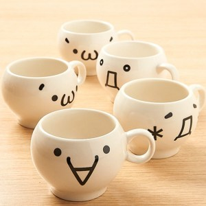 Kaomoji-Kun Mugs Shut Up And Take My Yen : Anime & Gaming Merchandise