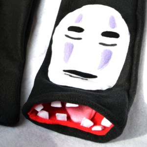 Spirited Away No Face Scarf Shut Up And Take My Yen : Anime & Gaming Merchandise
