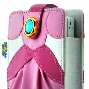 Peach Nintendo 3DS Case Shut Up And Take My Yen : Anime & Gaming Merchandise
