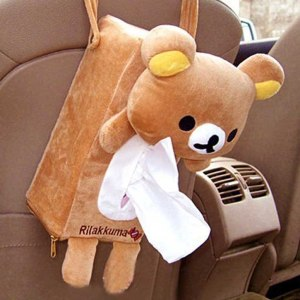 Rilakkuma Tissue Box Cover