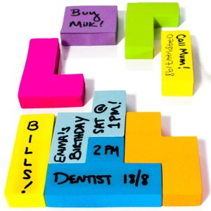 Tetris Sticky Notes Shut Up And Take My Yen : Anime & Gaming Merchandise