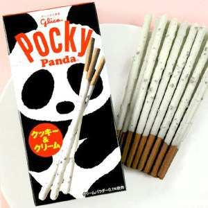 Cookies & Cream Panda Pocky Shut Up And Take My Yen : Anime & Gaming Merchandise