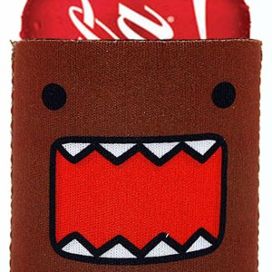Domo Can Cooler Shut Up And Take My Yen : Anime & Gaming Merchandise