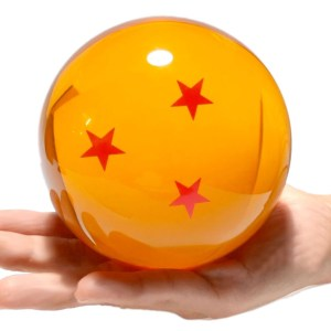 Large Dragon Ball Replica Shut Up And Take My Yen : Anime & Gaming Merchandise