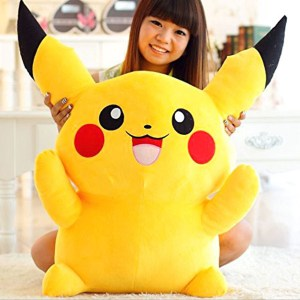 Giant Pikachu Plush Pokemon Shut Up And Take My Yen : Anime & Gaming Merchandise