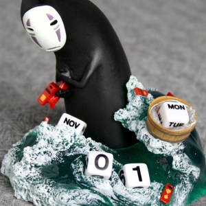 Spirited Away No Face Calendar Shut Up And Take My Yen : Anime & Gaming Merchandise