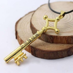 Attack On Titan Basement Key Necklace