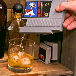 NES Cartridge Flask Shut Up And Take My Yen : Anime & Gaming Merchandise