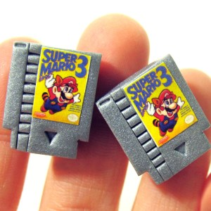 Super Mario Bros Cufflinks Shut Up And Take My Yen : Anime & Gaming Merchandise