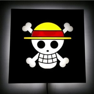 One Piece Night Light